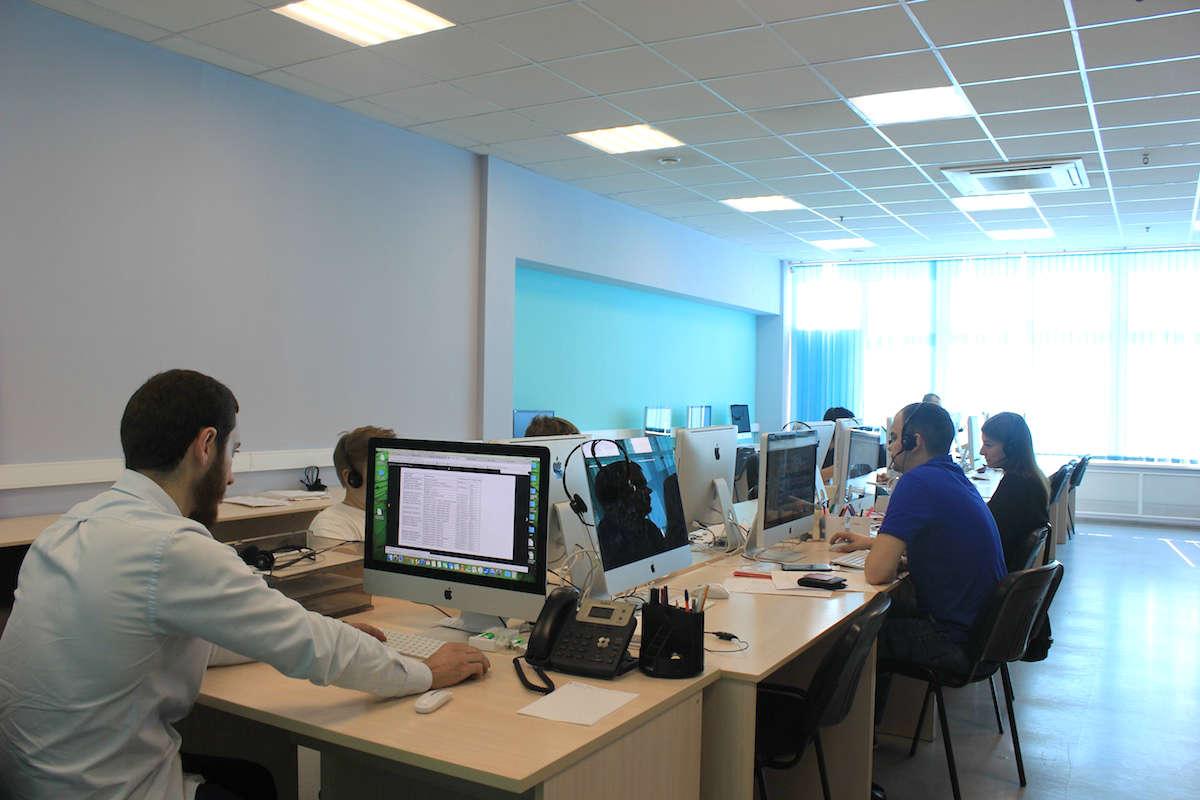 Офис компании «Данцер» в г. Москва