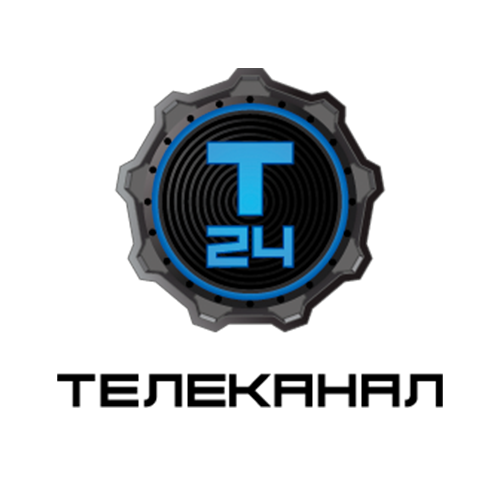 Логотип Т 24