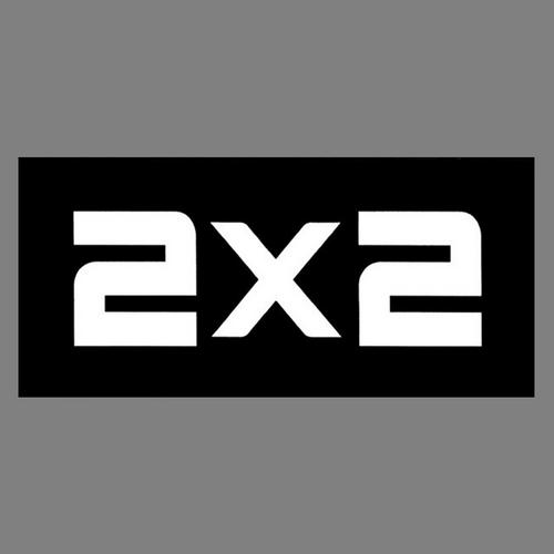 Логотип 2х2
