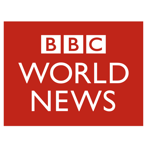 Логотип BBC world news
