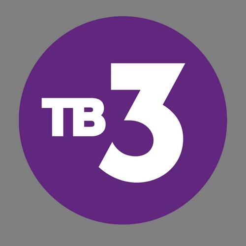 Логотип ТВ 3