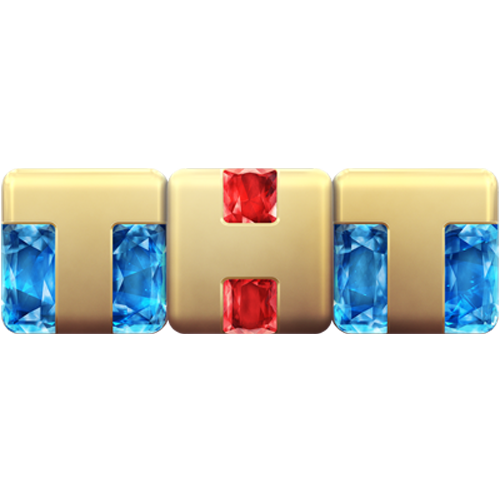 Логотип ТНТ
