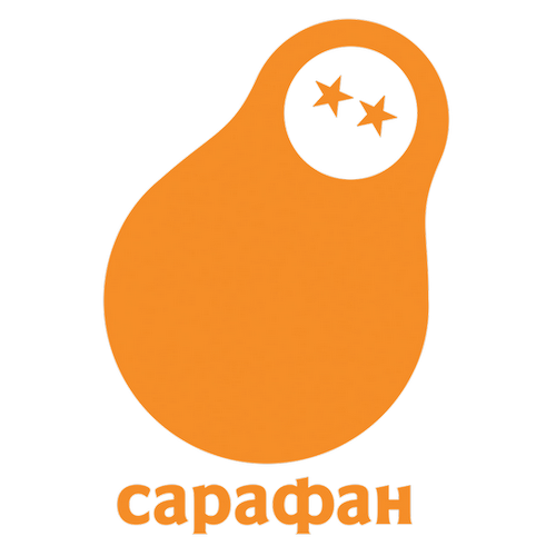 Логотип Сарафан