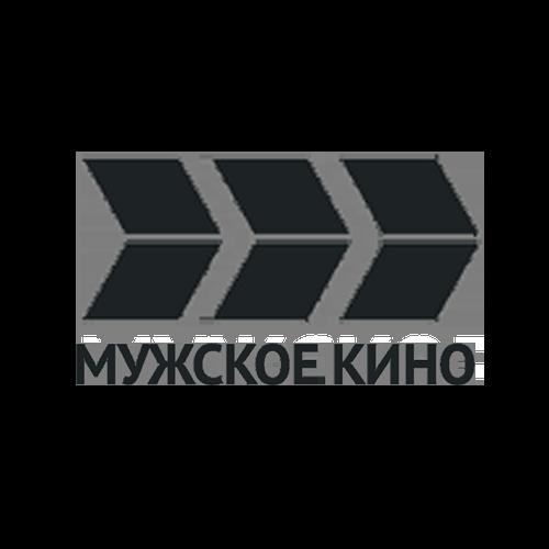 Логотип Мужское кино