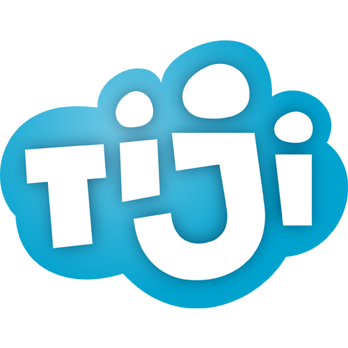 Логотип Tiji