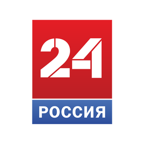 Логотип Россия 24