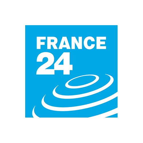 Логотип France 24