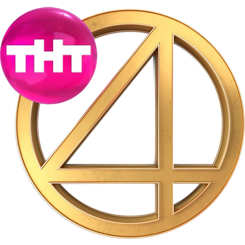 Логотип ТНТ4