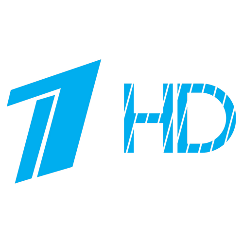 Логотип Первый канал HD