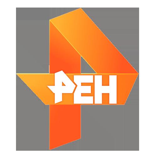 Логотип РЕН ТВ (+4)