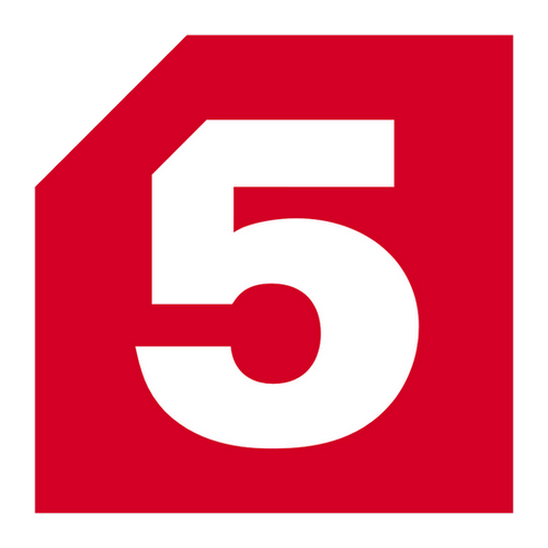 Логотип Пятый канал (+4)