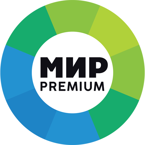 Логотип Мир HD
