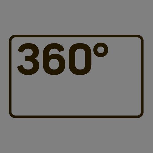 Логотип 360 HD
