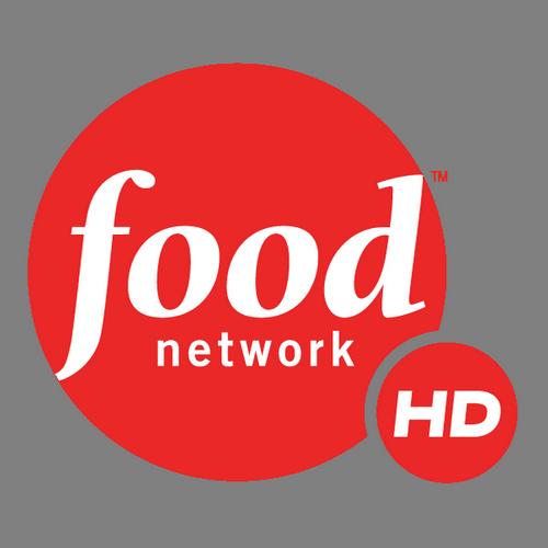 Логотип Food network hd