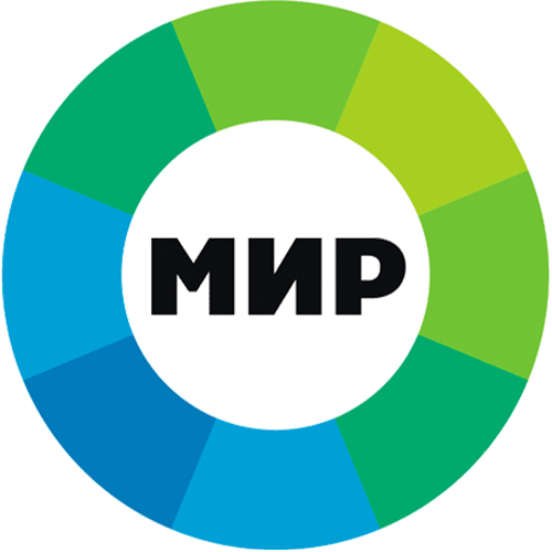 Логотип Мир +2