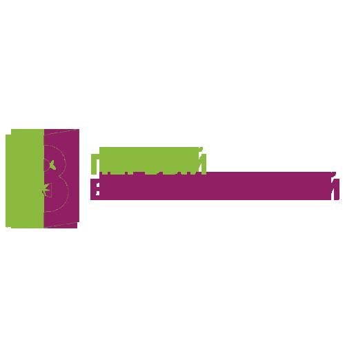 Логотип Первый вегетерианский