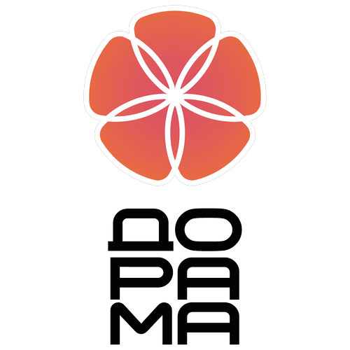 Логотип Дорама HD